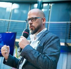 Markus Deimann - Speaker